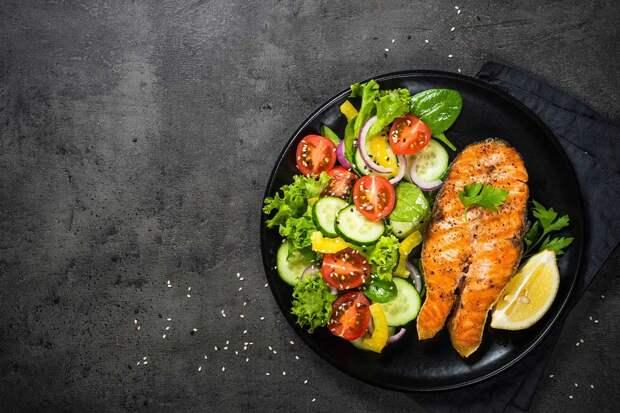 Что есть, чтобы похудеть —рыба