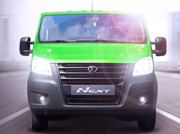 Группа ГАЗ намерена в 2015 году начать выпуск нового фургона Next