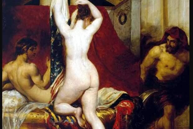 Чем закончилась эротическая игра кандаулезизм для царя Лидии