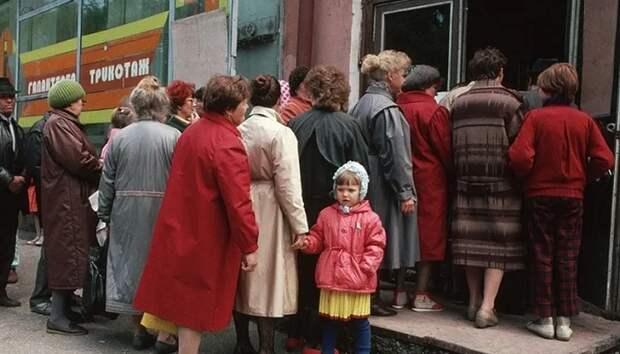 О чём мечтали советские женщины, или Дефицитные товары, за которыми гонялись в СССР