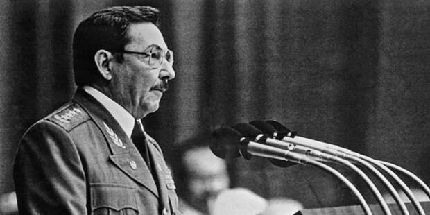 Стали известны подробности попытки покушения ЦРУ на Рауля Кастро в 1960 году