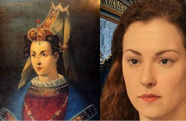 Видео: Какими были главные женщины в жизни султанов — нейросети «оживили» их портреты
