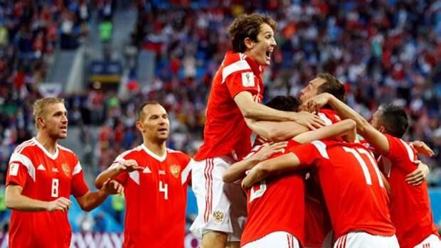 Российская сборная поразила немецкие СМИ