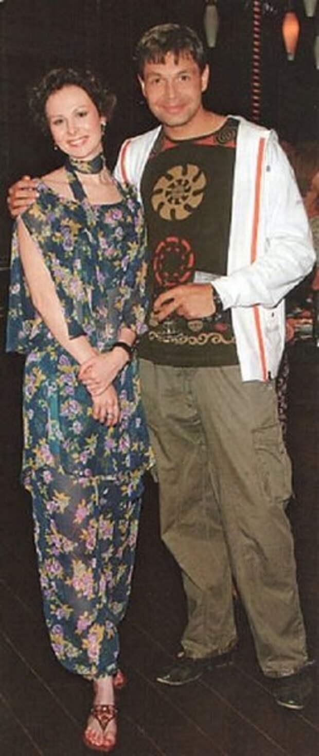 Ольга Погодина и Михаил Дорожкин (http://cdn01.ru)