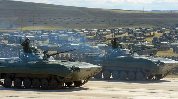 Западные СМИ: В Пентагоне самый настоящий переполох. Армии России и Китая объединились