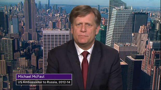 Макфол о выходе США из сделки с Ираном: Путин говорит, что разочарован, но втайне радуется