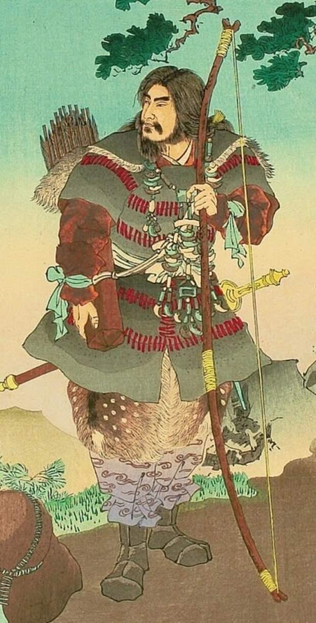 Император Дзимму.