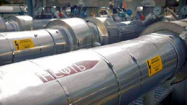 1млн тонн нефти поставит РФвБелоруссию вапреле 2020