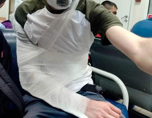 6 фактов о журналисте «Медиазоны» Давиде Френкеле. Полицейские сломали ему руку