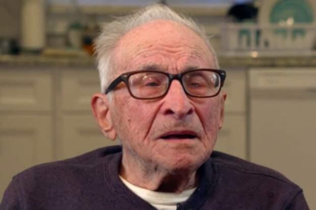 97 летний американец не хочет бросать работу