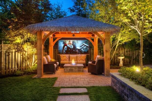 Уютное место для отдыха и общения