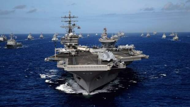 Начштаба ВМСУ объяснил, почему России плевать на суда НАТО в Чёрном море