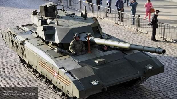 The National Interest: Россия разработала беспилотный вариант танка «Армата»