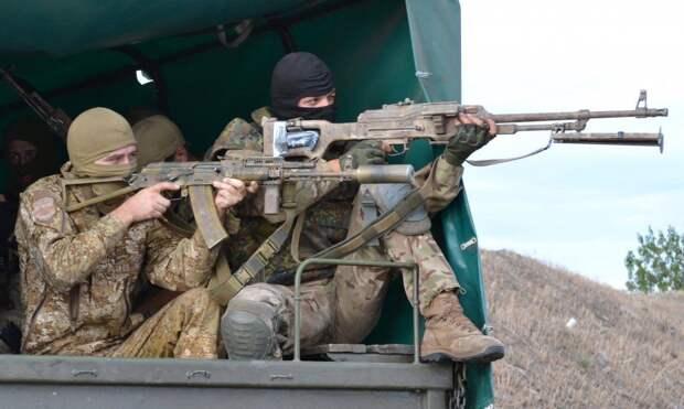 Спецназ ССО готовит диверсию против Армии ЛНР (ФОТО)