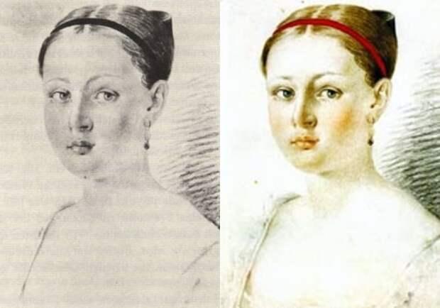 История известного портрета, любви и предательства: Трагедия графини Чернышевой-Муравьевой