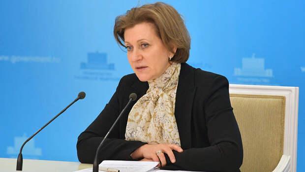 Попова объяснила, у кого встречается невосприимчивость к COVID-19
