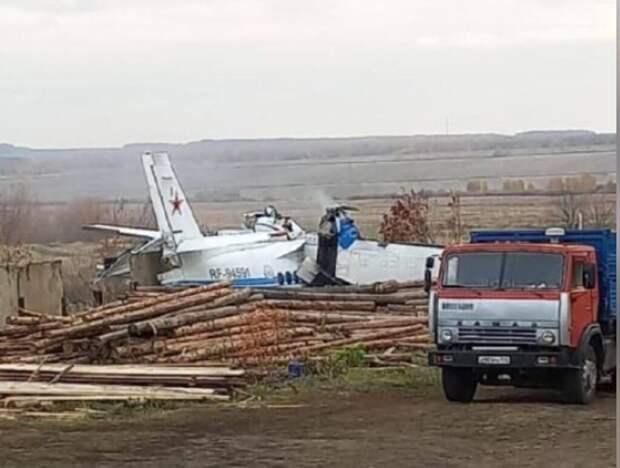Семь человек выжили при крушении самолёта L-410 в Татарстане