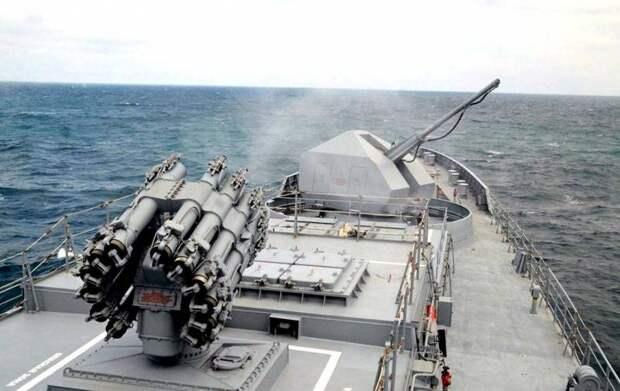 Учебный бой на реальном примере: ЧФ отработал уничтожение кораблей, вторгшихся в воды Крыма