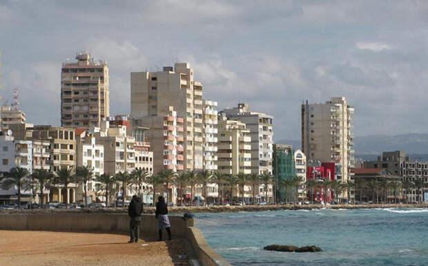Тир, Ливан
