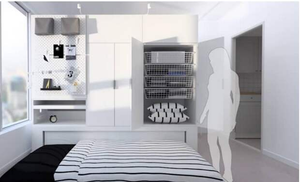 IKEA Rognan - мебель-робот