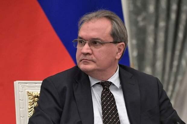 Валерий Фадеев. Фото: Kremlin Pool/Global Look Press/www.globallookpress.com