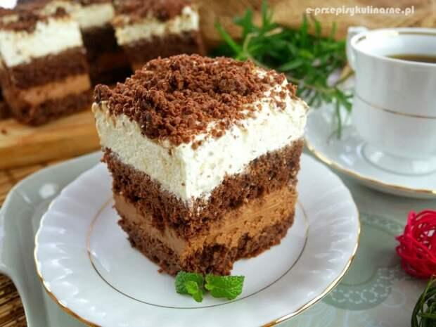 Султанский деликатесный торт с трюфельной массой - вкусно и эффектно!