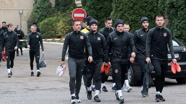 «Урал» спустя три дня после игры со «Спартаком» отправится на сборы в Турцию