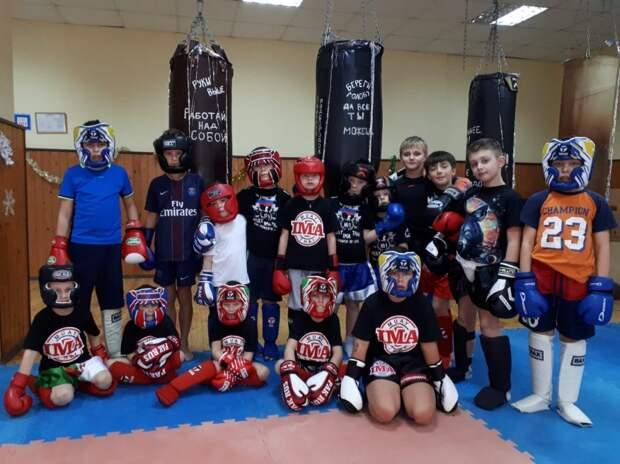 Клуб боевых искусств на Абрамцевской проводит бесплатные тренировки для детей и пенсионеров