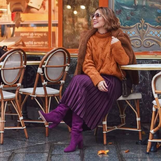Какая обувь подходит для разных фасонов юбок: 16 модных примеров