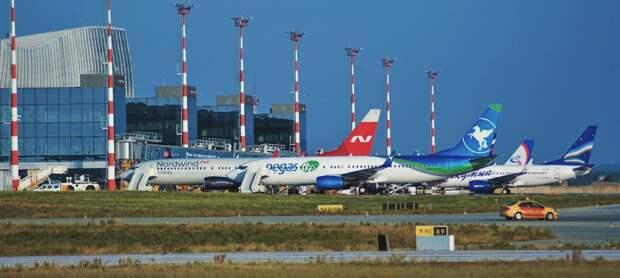 Симферопольский аэропорт переходит на зимний режим