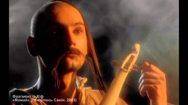Почему любимый герой малороского фольклора носит имя Мамай