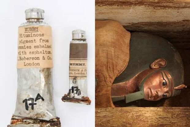 10+ удивительных и поразительных фактов о мумиях, которых вы могли не знать