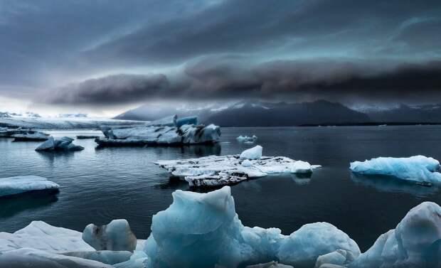 Северный Ледовитый океан за последние 150 тысяч лет дважды становился пресным