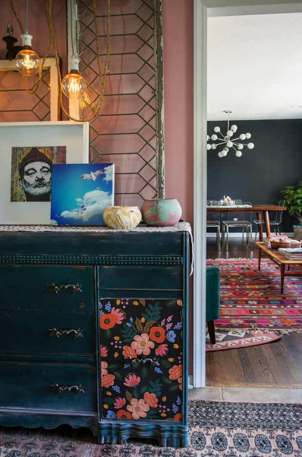 """""""Винтажный шик"""": потрясающее сочетание прованса и фермерского стиля в доме, наполненном винтажными находками"""