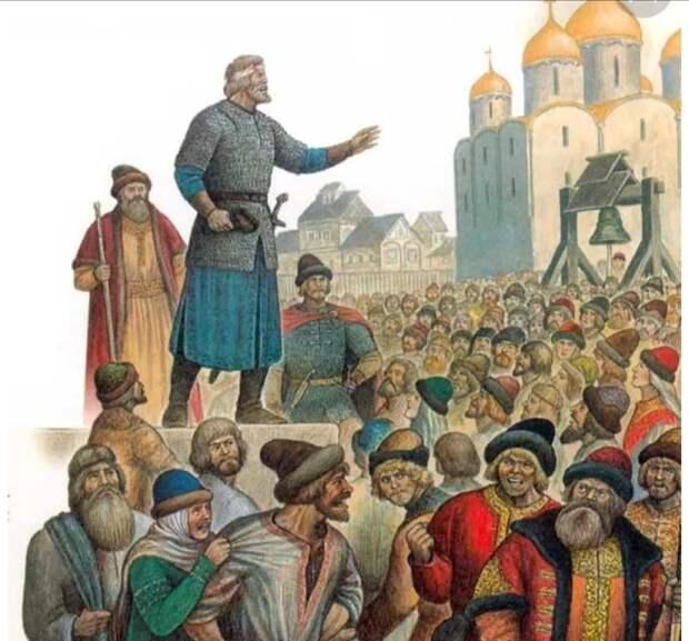 Самые распространенные преступления в Древней Руси - по Русской Правде