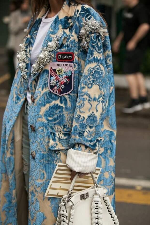 10 пальто в современном прочтении стиля бохо-шик