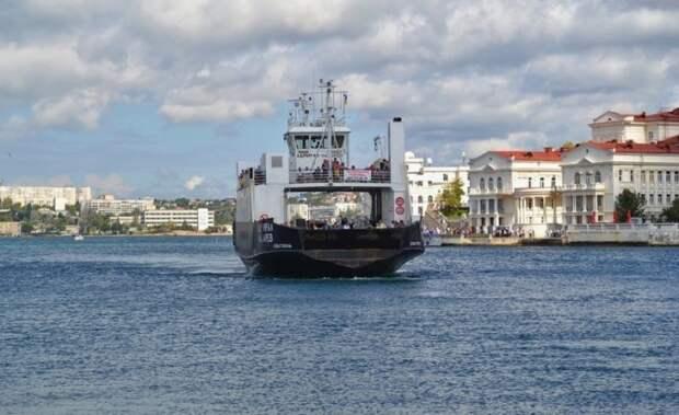 В Севастополе три дня будут ограничивать движение паромов и катеров