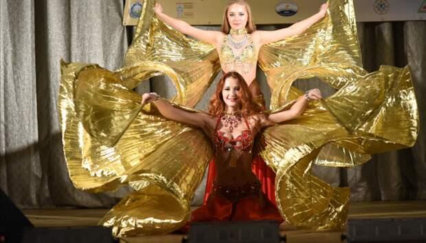 Жители Подольска могут посетить мастер‑класс по восточному танцу 23 октября