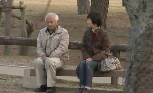 Муж обиделся на жену и не разговаривал с ней 20 лет. Видео