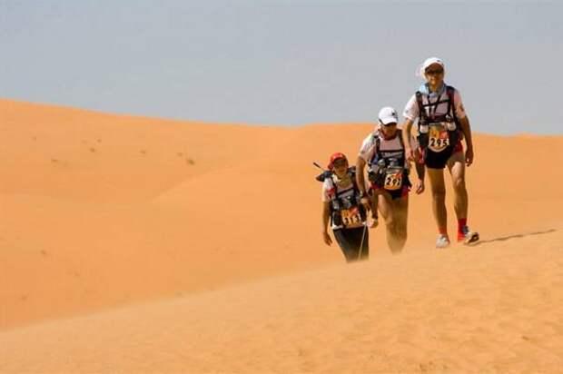 Самый жесткий марафон в мире