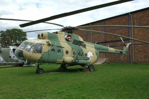Ми-8 автомобили, вертолёты, самое массовое, самое-самое, самолёты, техника
