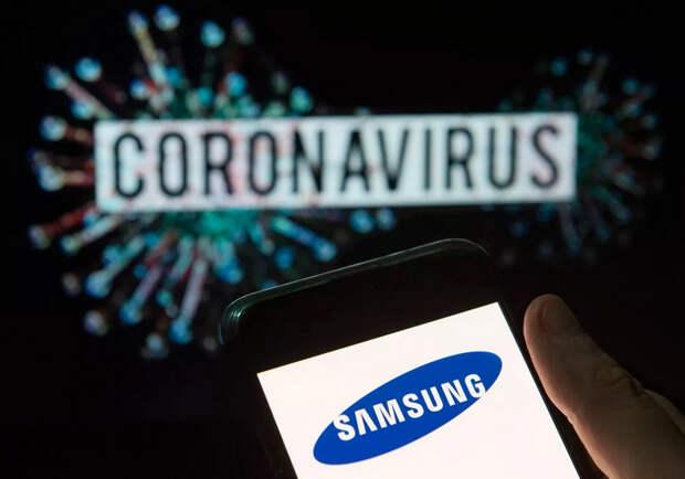 Samsung бесплатно раздаёт смартфоны пациентам на карантине из-за коронавируса