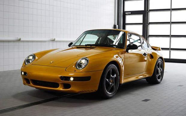 Уникальный Porsche 911 Project Cold: его продали на аукционе за 10 минут!