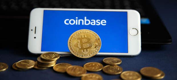 Капитализация криптобиржи Coinbase приблизилась к $100 млрд