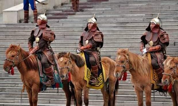 Имеются ли генетические следы монгольских завоеваний 13 века?