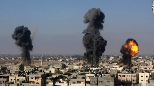 О проблеме военных преступлений в ходе майской войны в Палестине