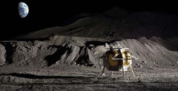 NASA будет выкупать образцы лунного грунта у частных компаний по цене от $15 тыс. до $25 тыс.