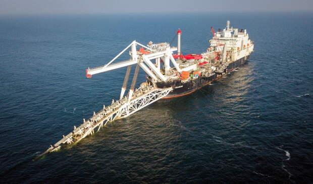 Германия иСША планируют переговоры по«Северному потоку-2»