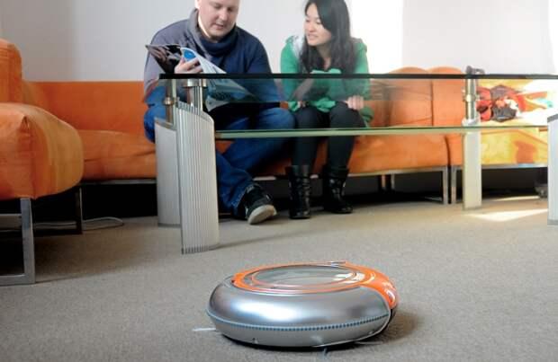 Вторжение роботов в нашу жизнь