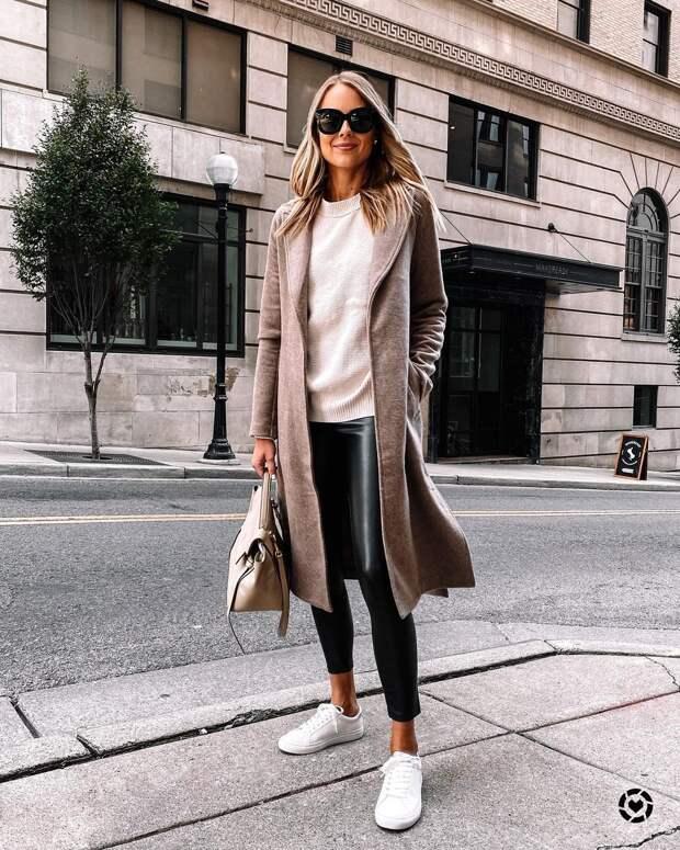 Модные луки осень: 20 безупречных вариантов для стильных женщин